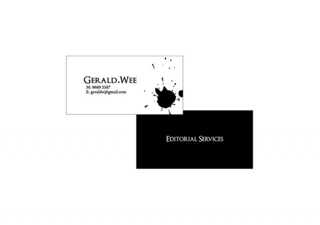 Gerald Wee
